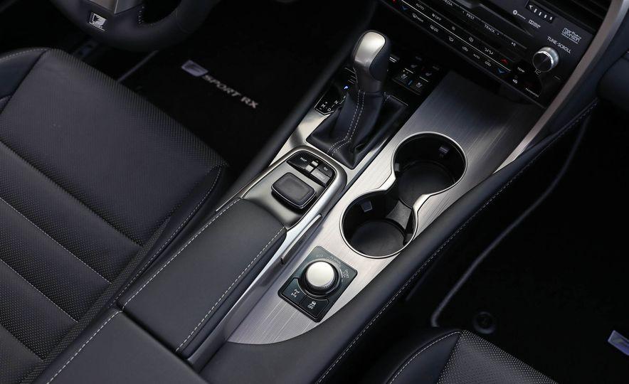 2018 Lexus RX 350L - Slide 84