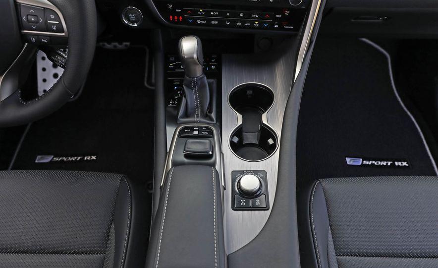 2018 Lexus RX 350L - Slide 88
