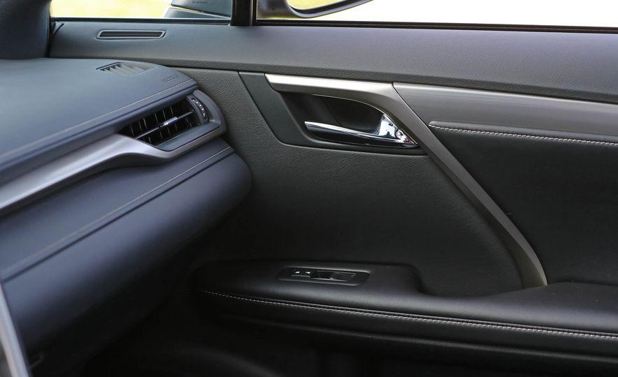 2018 Lexus RX 350L - Slide 89