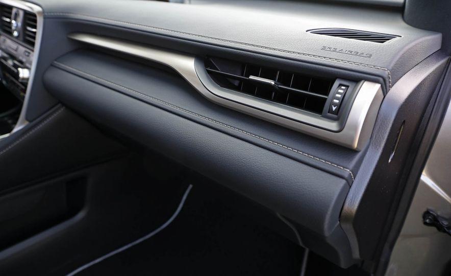 2018 Lexus RX 350L - Slide 90