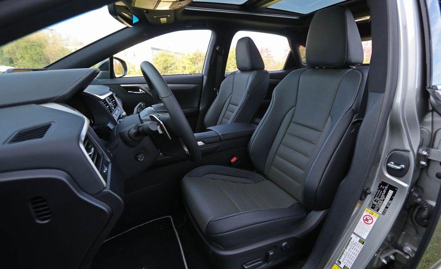 2018 Lexus RX 350L - Slide 91
