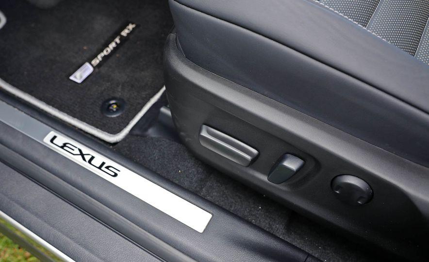 2018 Lexus RX 350L - Slide 93