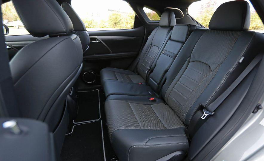 2018 Lexus RX 350L - Slide 94