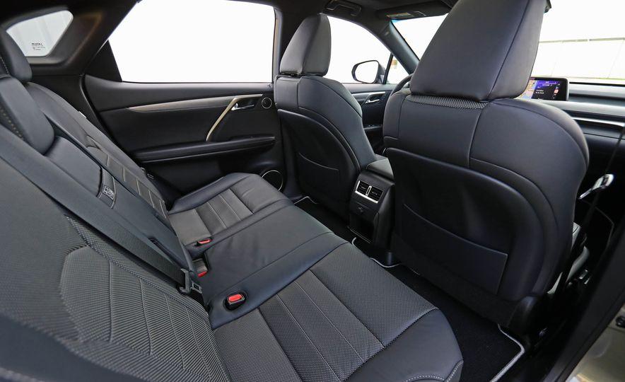 2018 Lexus RX 350L - Slide 95