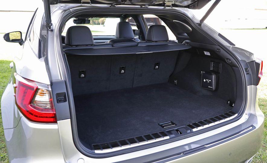 2018 Lexus RX 350L - Slide 96