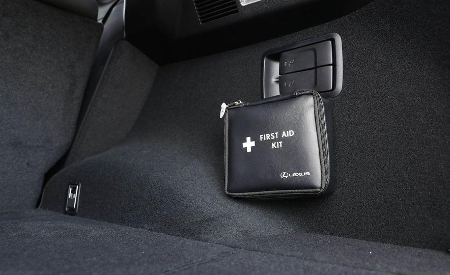 2018 Lexus RX 350L - Slide 97