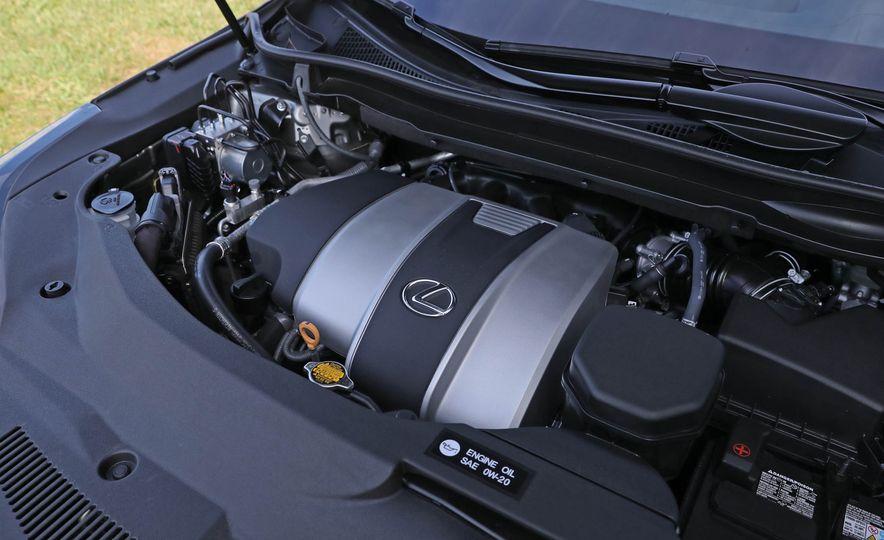 2018 Lexus RX 350L - Slide 99