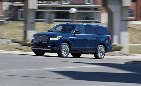 2018 Lincoln Navigator / Navigator L