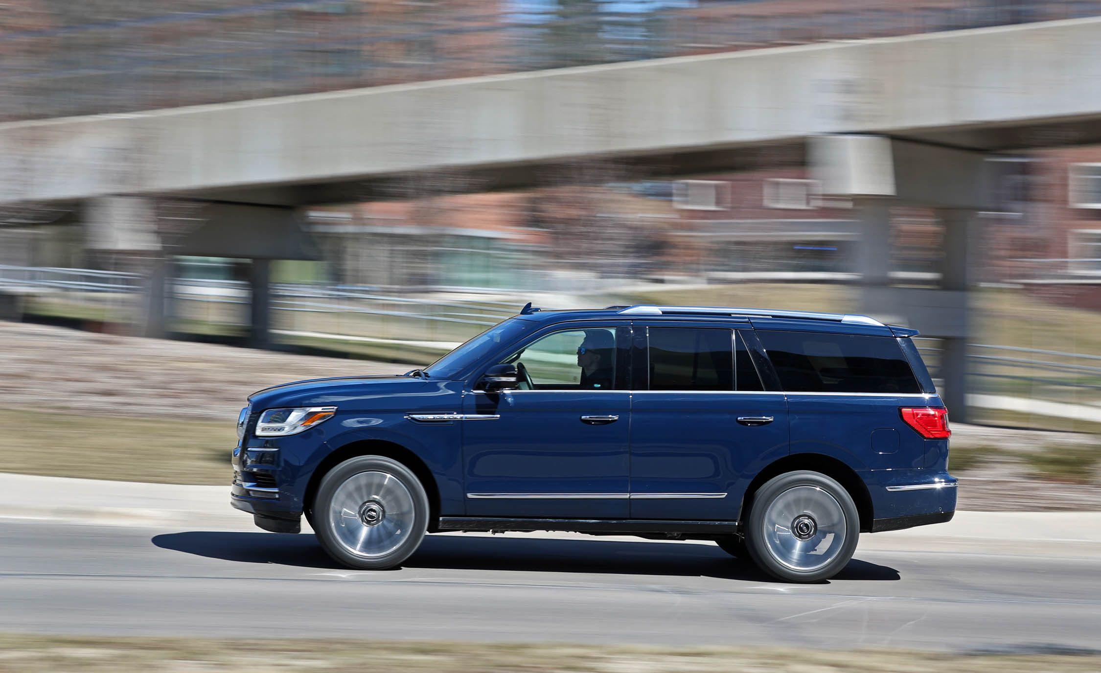 2018 Lincoln Navigator Navigator L Safety And Driver Assistance