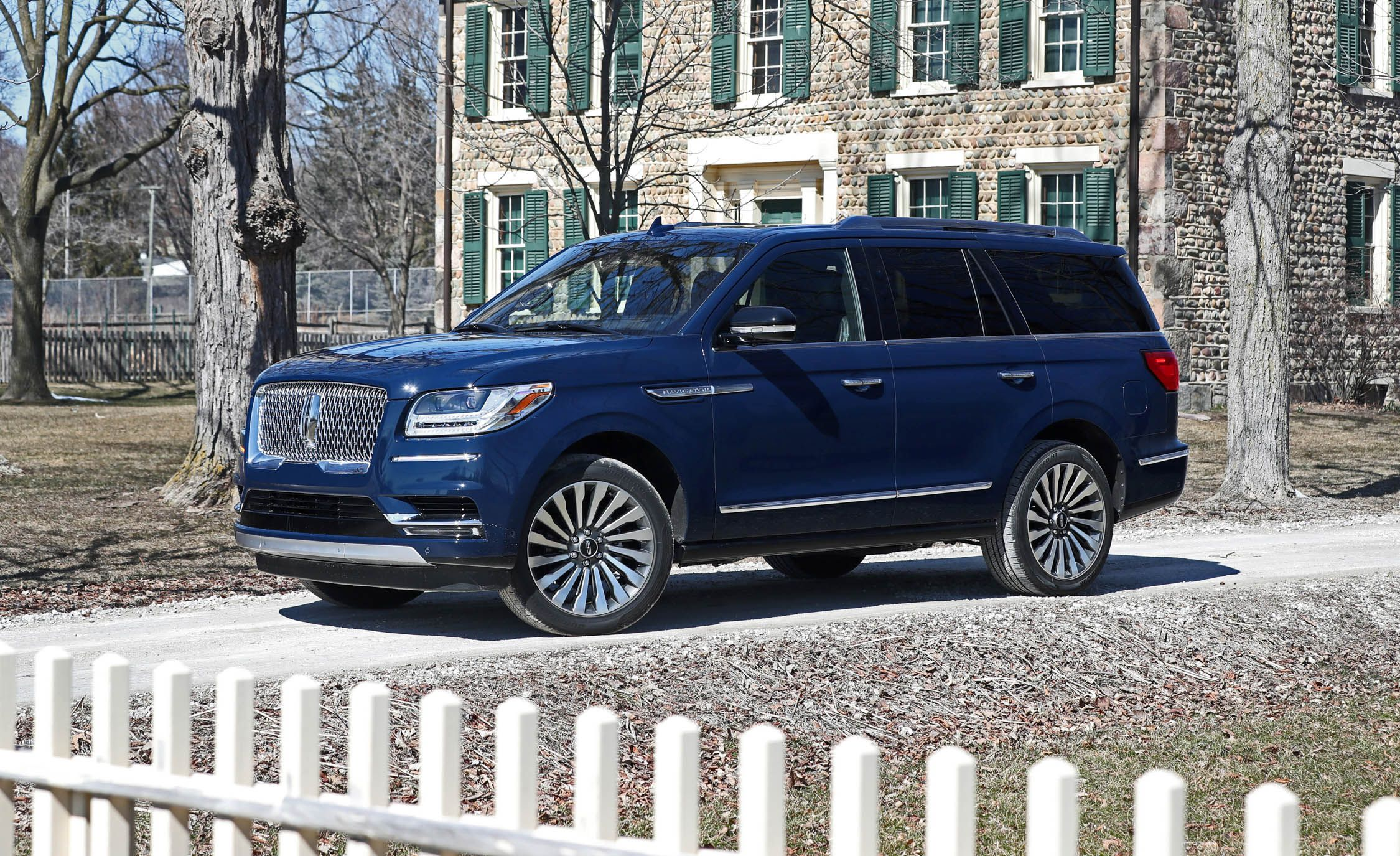 2018 Lincoln Navigator Navigator L In Depth Model Review Car