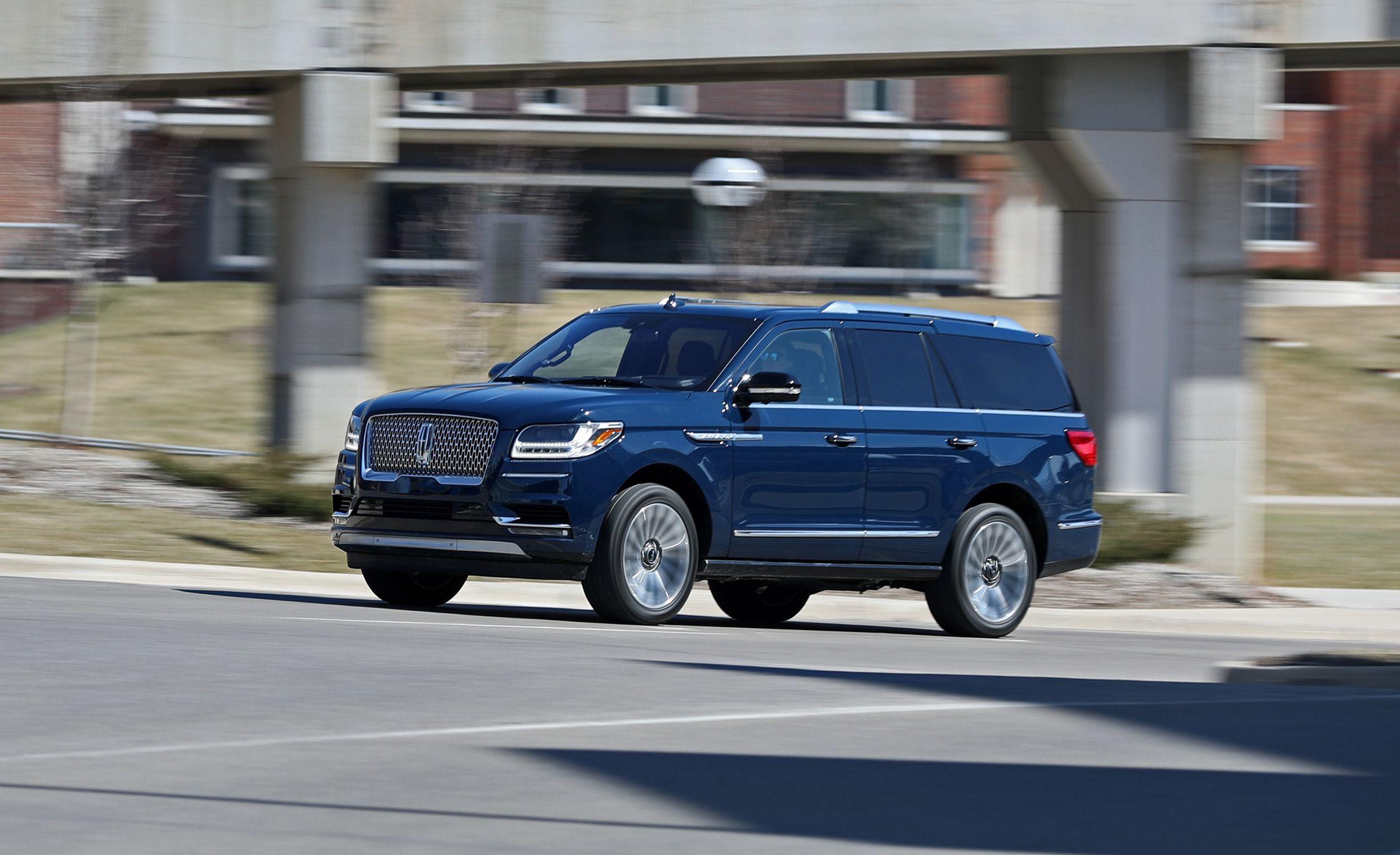 Ford Lightning Specs >> Lincoln Navigator / Navigator L Reviews | Lincoln ...