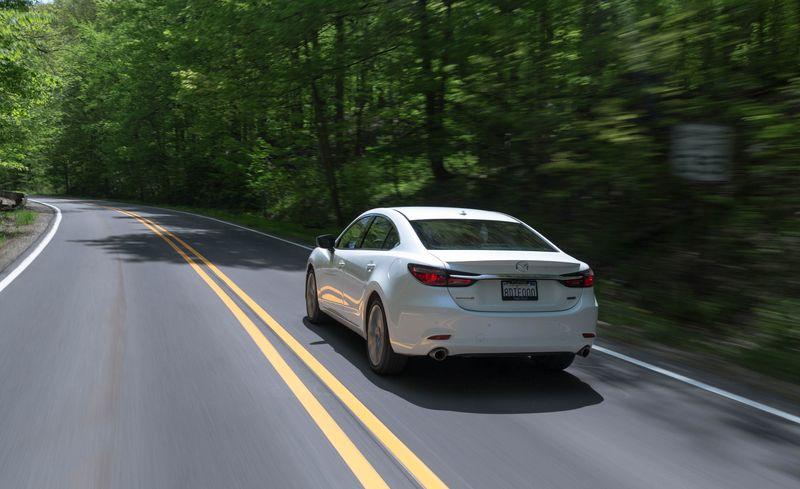 Mazda Mazda 6 Reviews Mazda Mazda 6 Price Photos And Specs Car
