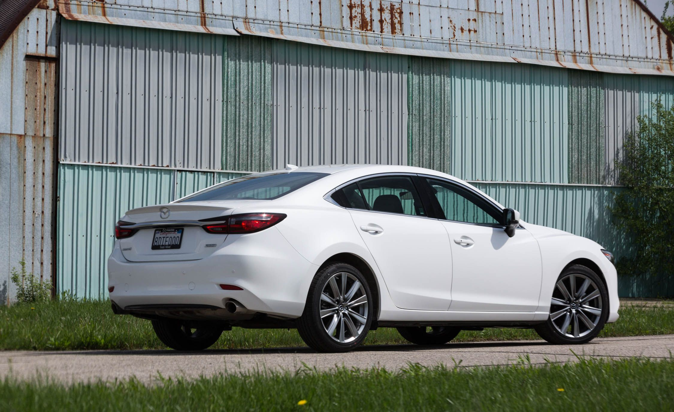 2019 Mazda 6 Reviews Price Photos And Specs 06 Chrysler 300 Fuse Box Location Illumination Car Driver