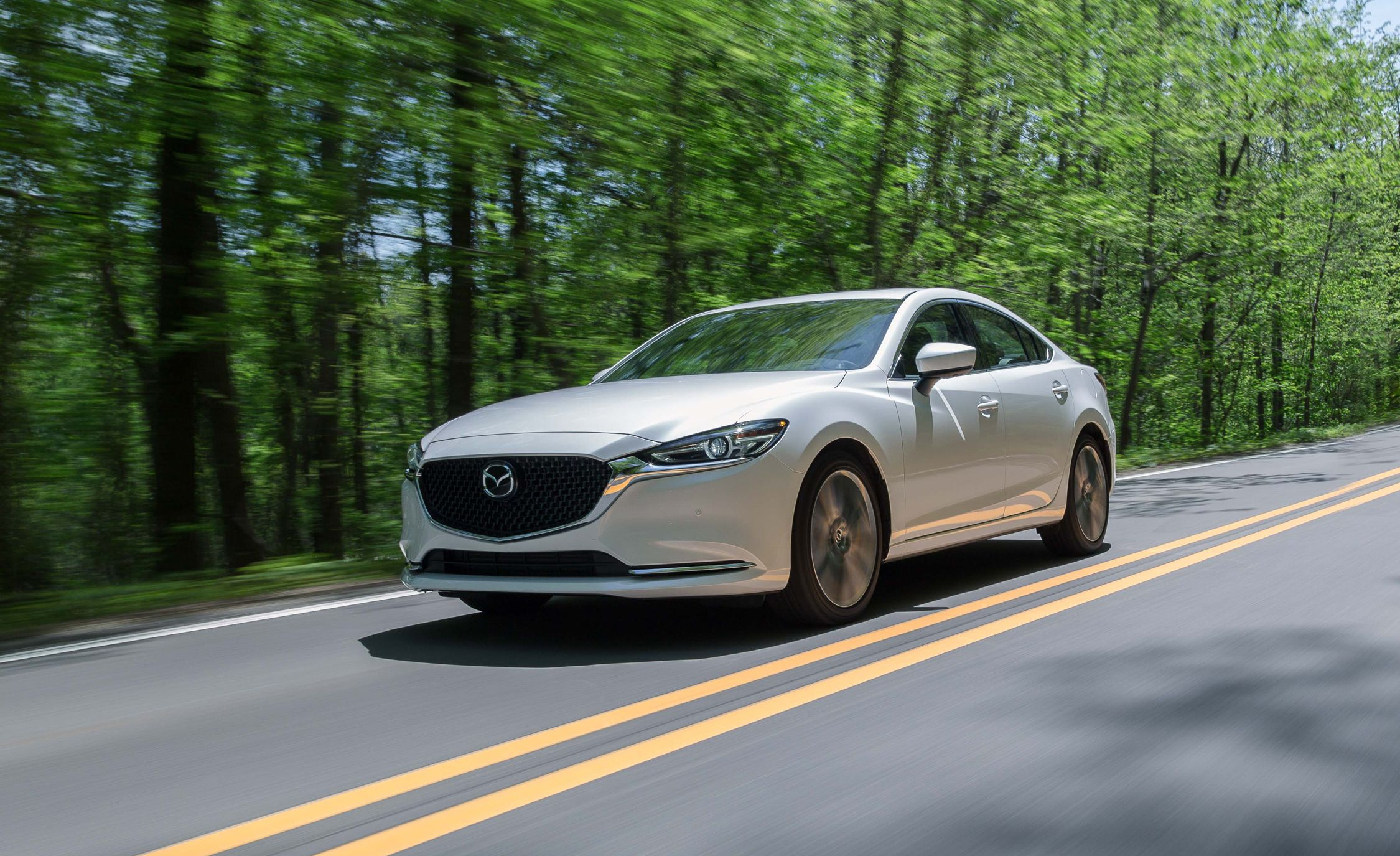 2019 Mazda 6 Reviews Price Photos And Specs 06 Chrysler 300 Fuse Box Location Illumination Car Driver
