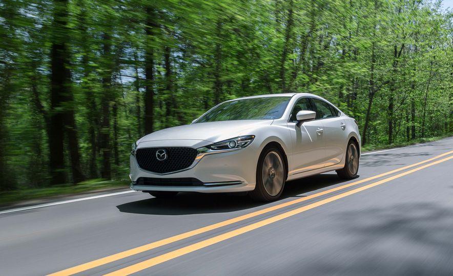 2018 Mazda 6 - Slide 1