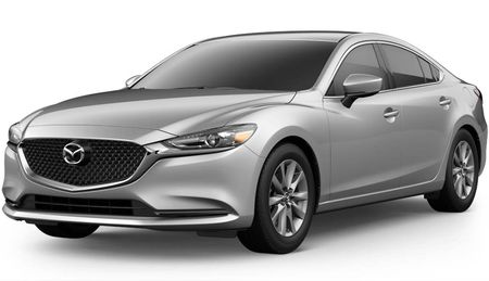 The Manual Transmission Mazda 6 Is No More For 2019 But It May Not