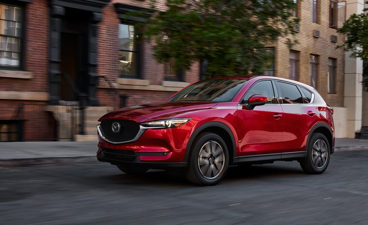 Photos: 2018 Mazda CX-5 Diesel