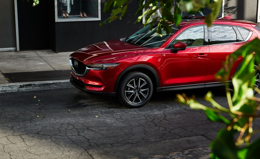 10 Reasons Why the 2018 Mazda CX-5 Is Our Favorite Compact Crossover - Slide 1