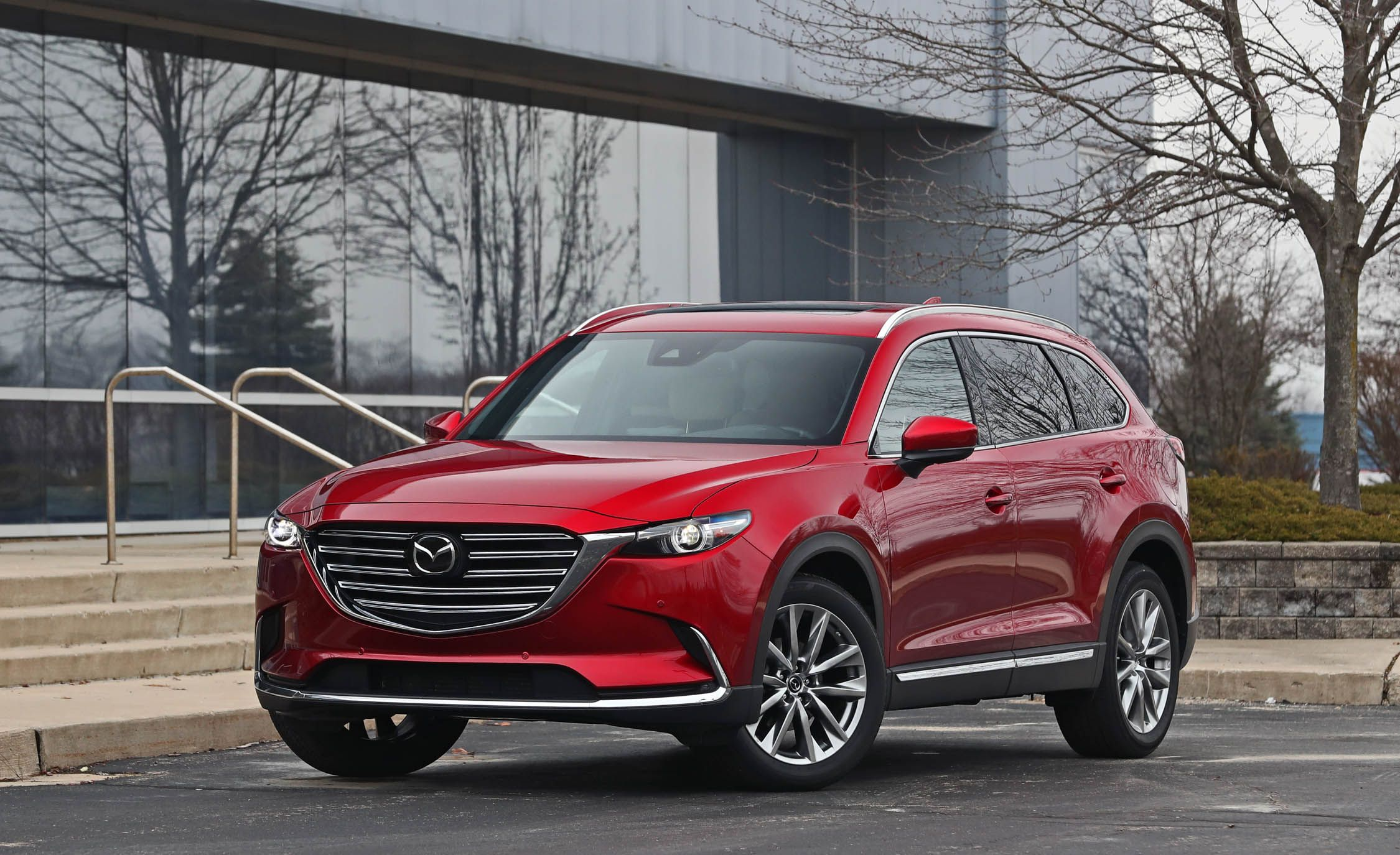 2019 Mazda Cx 9 Reviews Price Photos And Specs Car Driver
