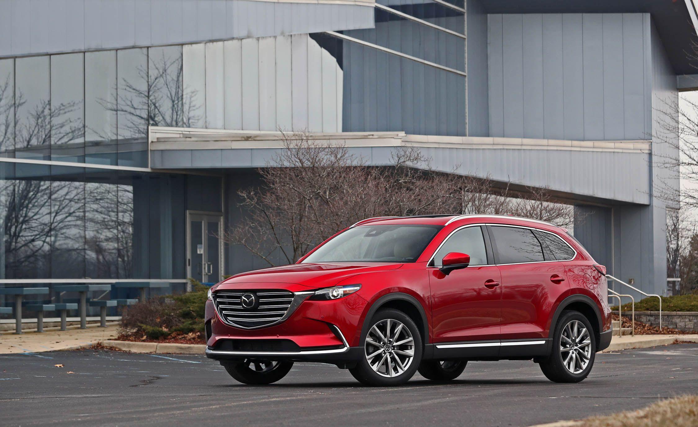 Mazda Cx 9 Reviews Price Photos And Specs Car Driver
