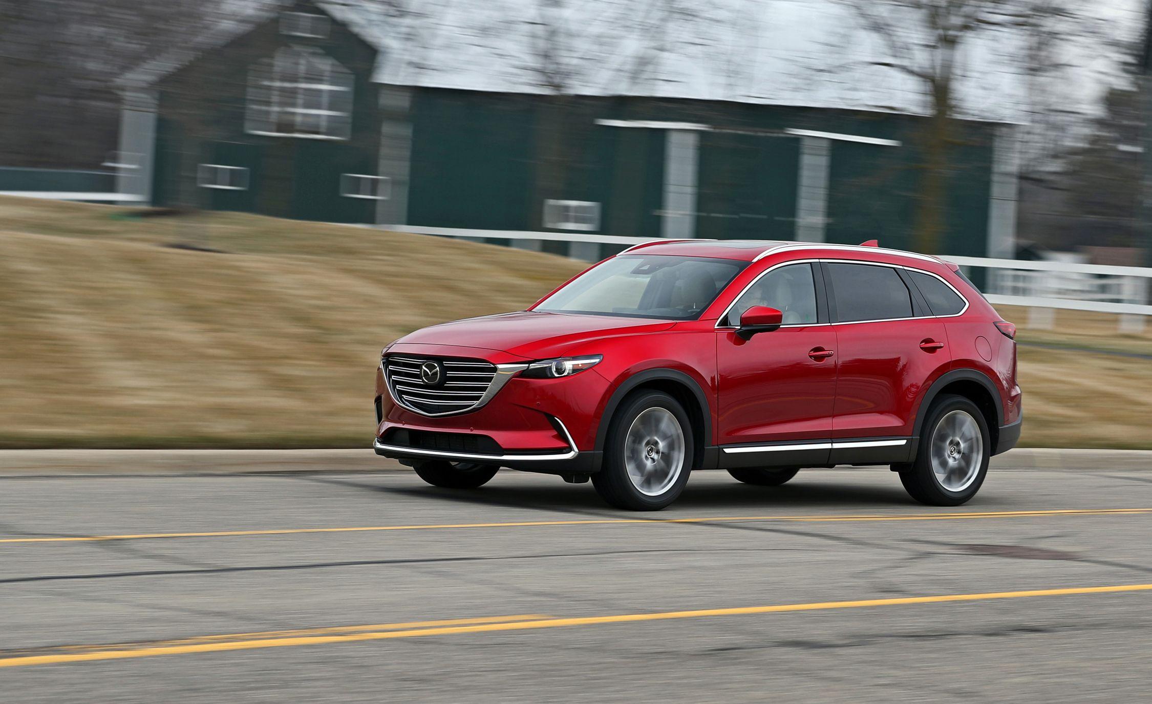 2019 Mazda Cx 9 Reviews Price Photos And Specs Car Driver