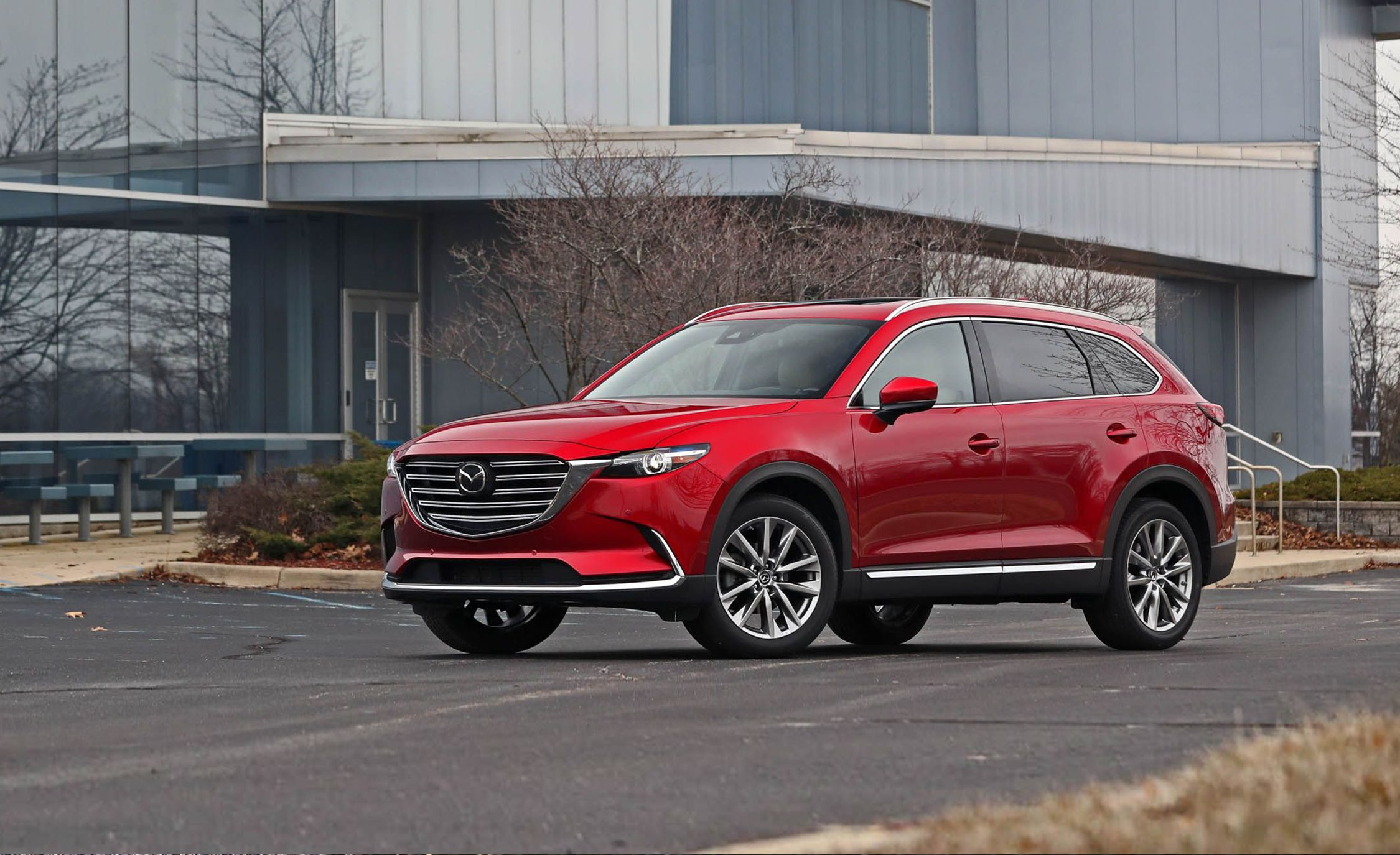 2019 mazda cx 9 reviews mazda cx 9 price photos and specs car and driver. Black Bedroom Furniture Sets. Home Design Ideas