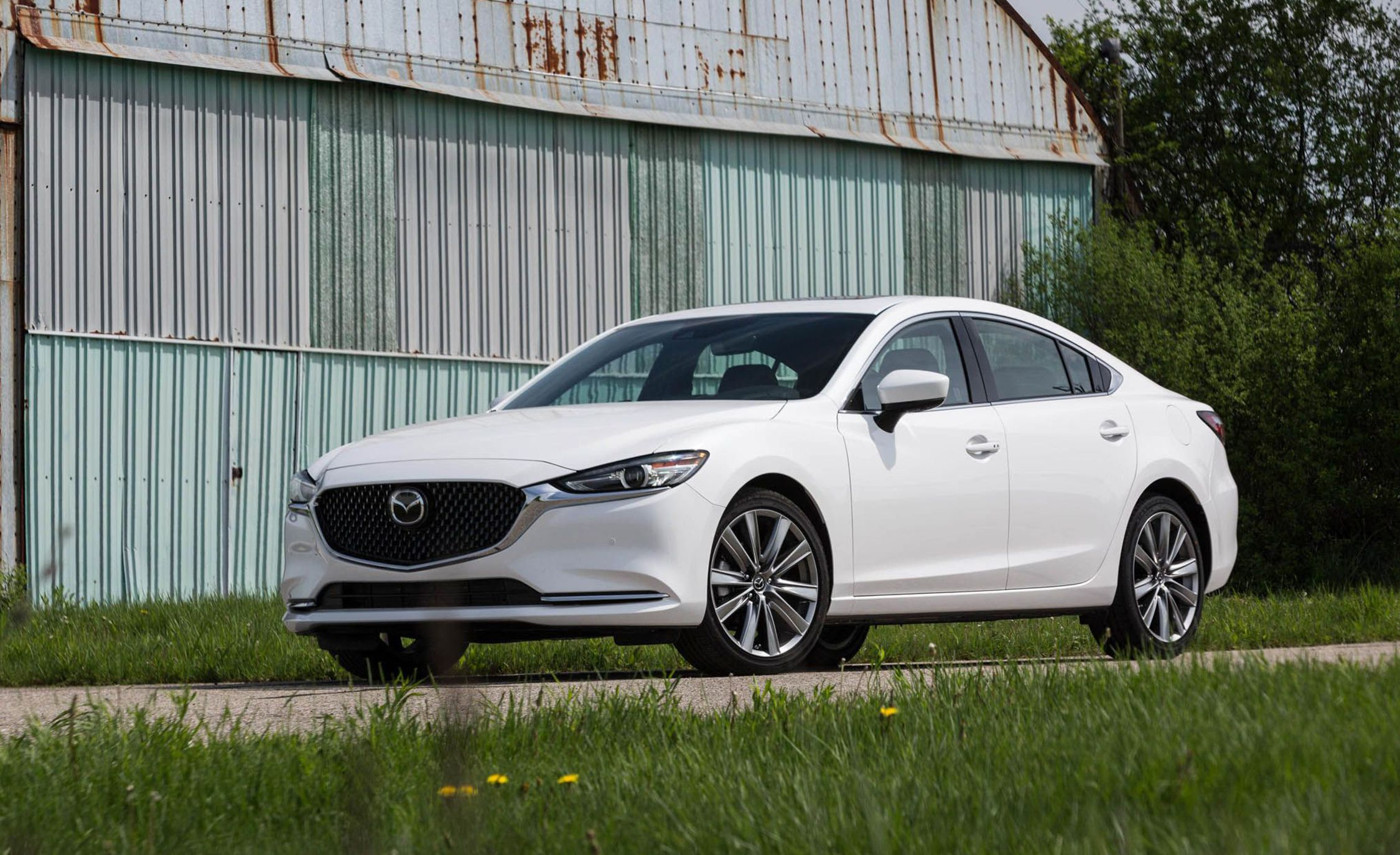 2019 mazda mazda 6 reviews mazda mazda 6 price photos and specs car and driver. Black Bedroom Furniture Sets. Home Design Ideas