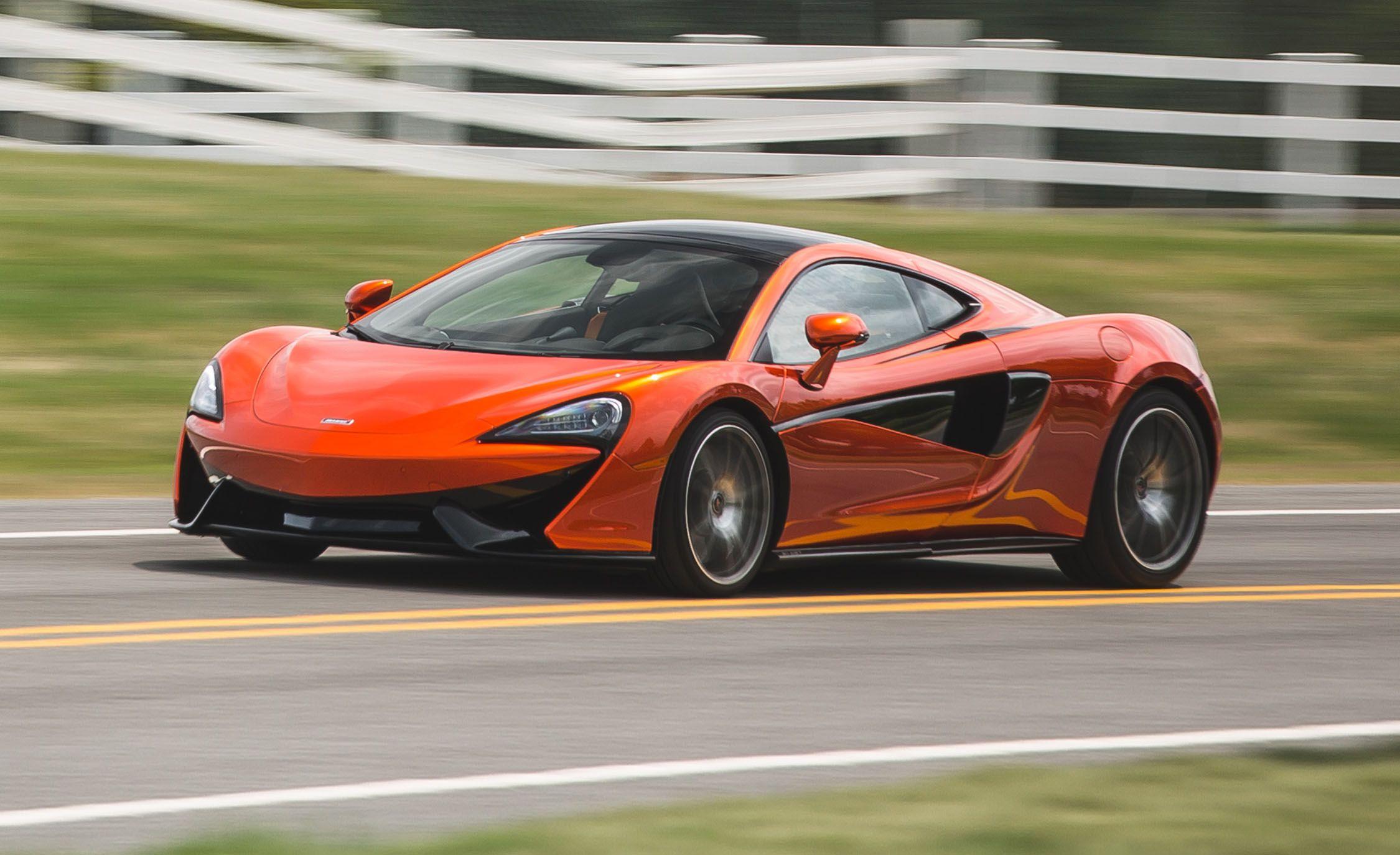 2018 McLaren 570S / 570GT