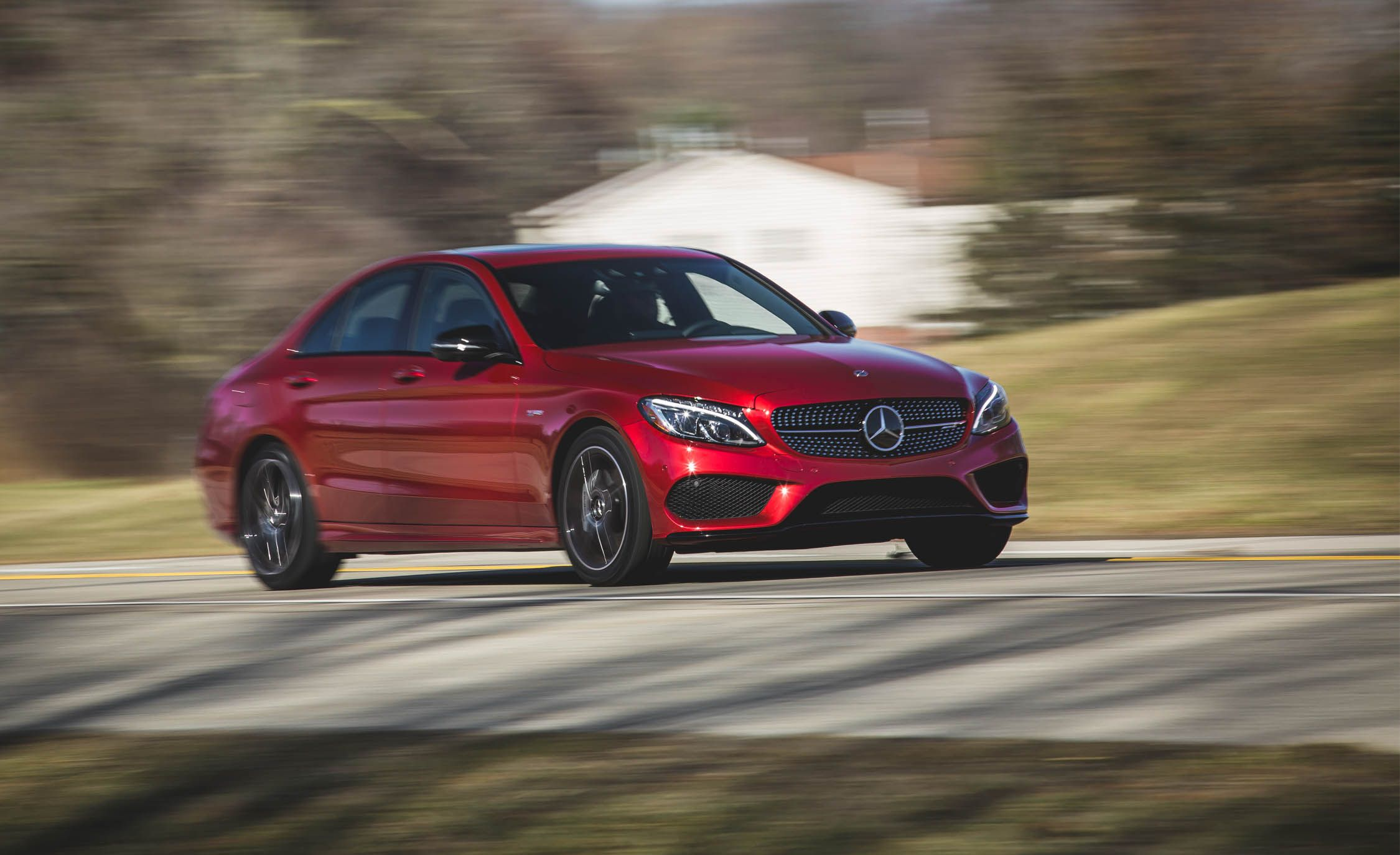 2018 Mercedes AMG C43 Review – Exterior Design and Dimensions – 2018