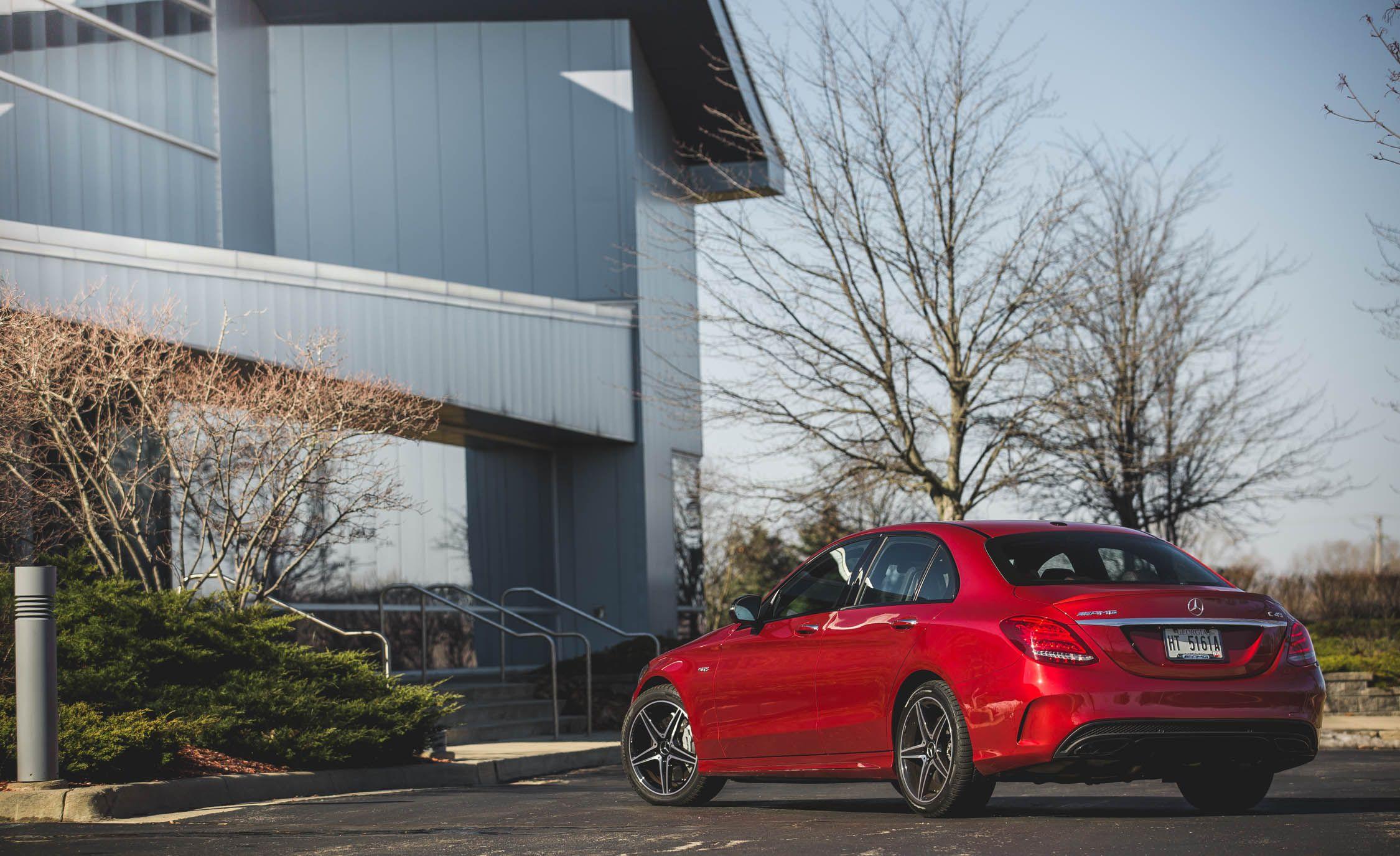 Mercedes Amg C43 Reviews Price Photos And Specs 3 0 Engine Diagram Car Driver