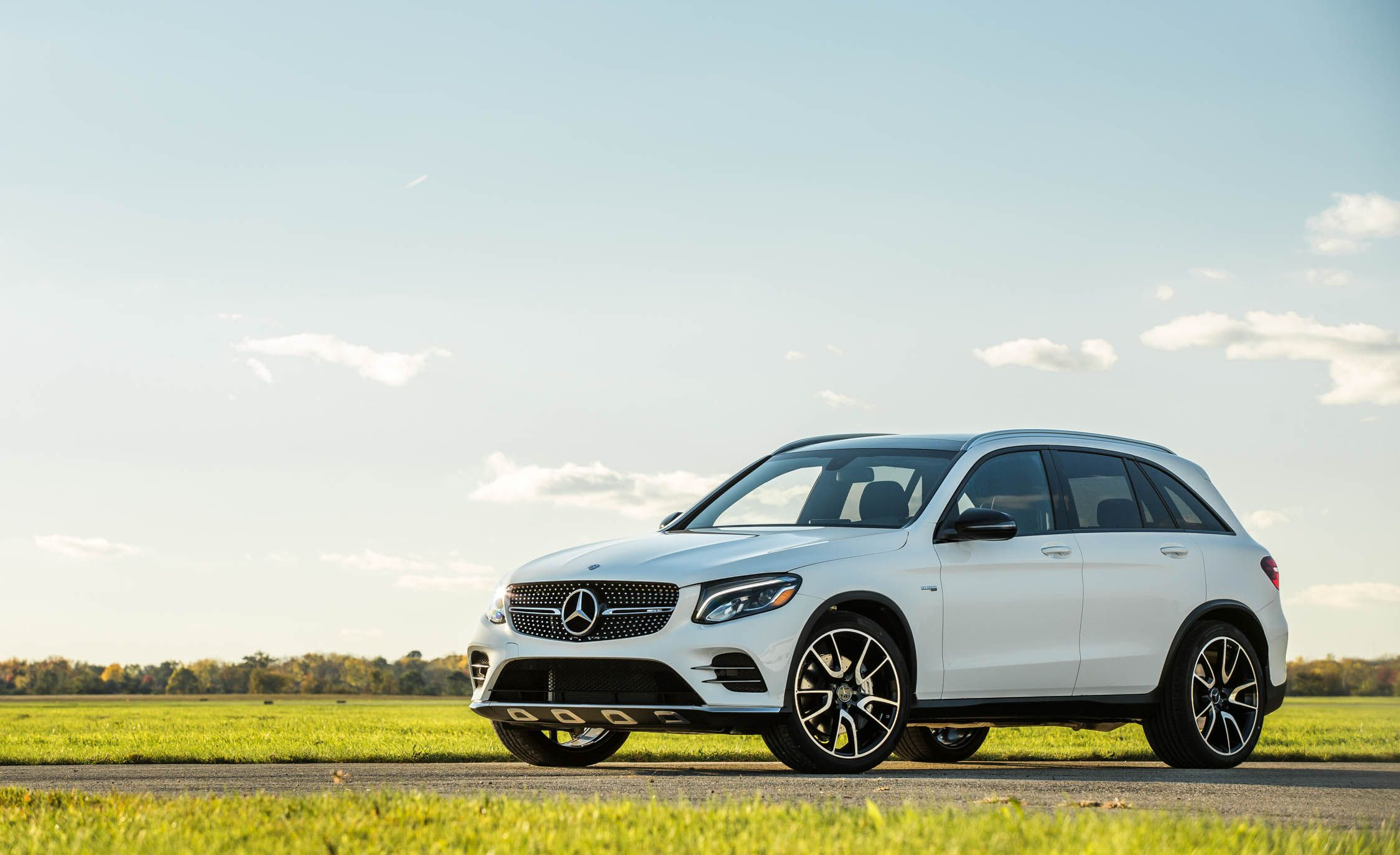 Mercedes AMG GLC43 Coupe GLC63 Coupe Reviews