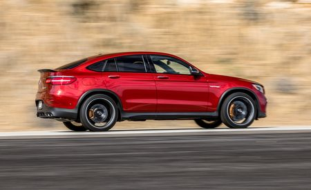 2018 Mercedes-AMG GLC63 S Coupe 4Matic