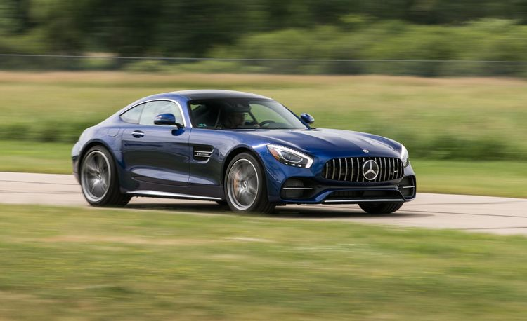 2018 Mercedes-AMG GT C Coupe Offers Performance and Exclusivity