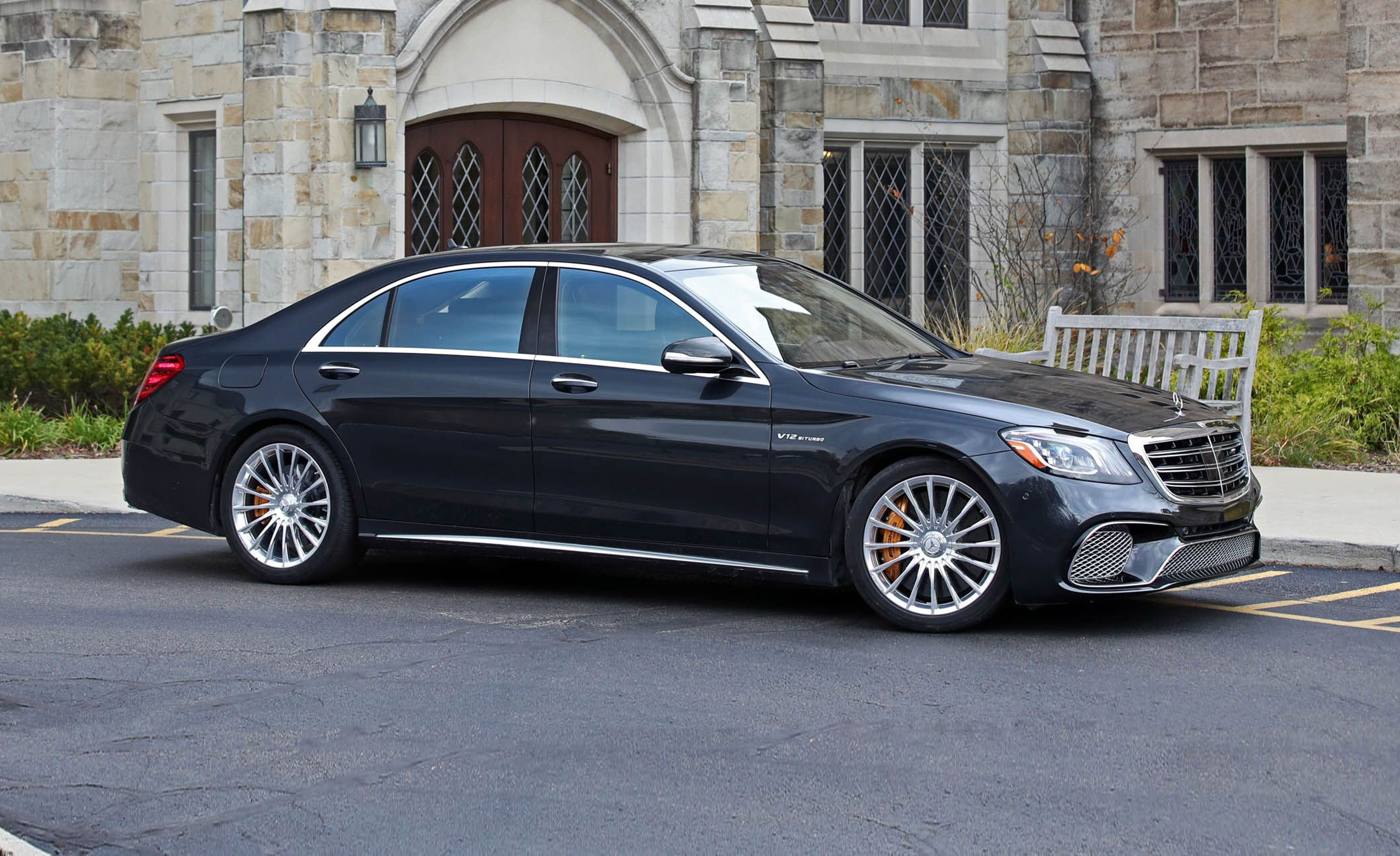 2019 Mercedes Amg S63 S65 Reviews Price Photos And Specs Car Driver