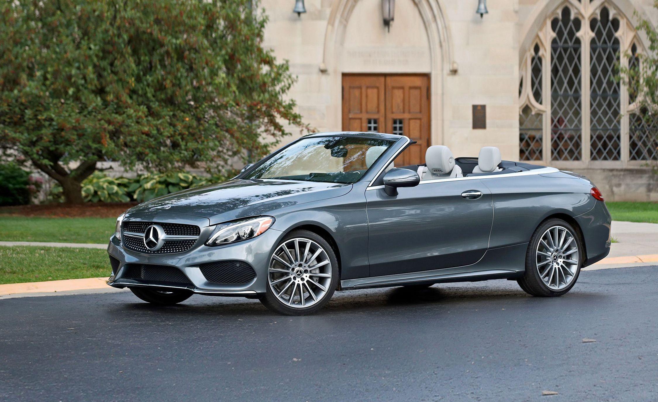 2021 Mercedes-Benz C-class Reviews | Mercedes-Benz C-class ...