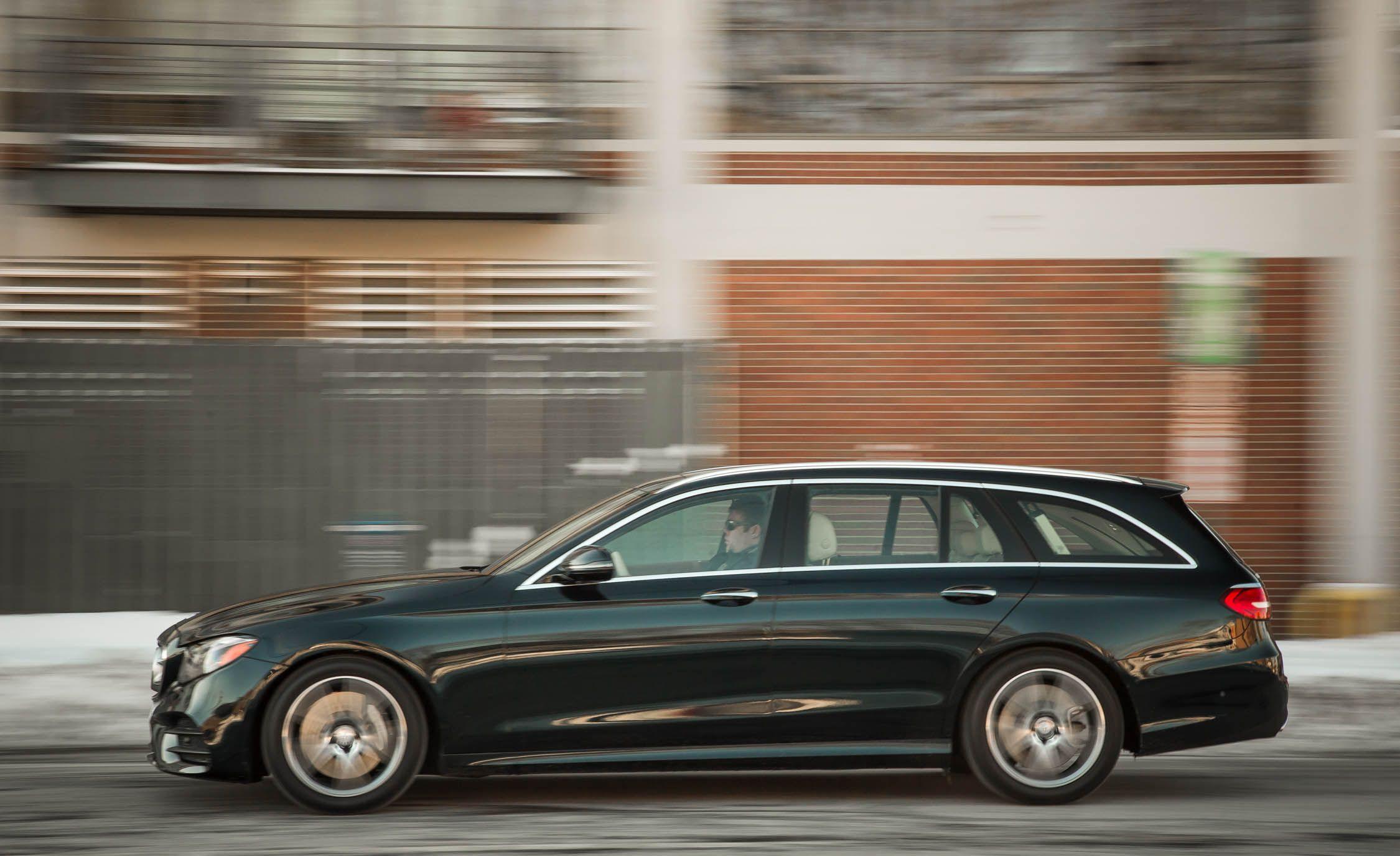 2018 Mercedes-Benz E-class Wagon | Fuel Economy and Driving Range ...