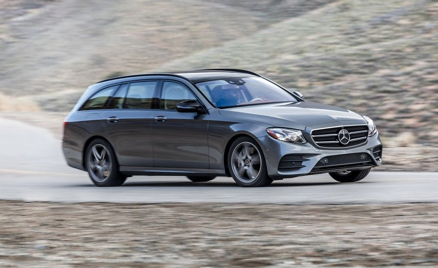 2018 Mercedes-Benz E400 4Matic Wagon