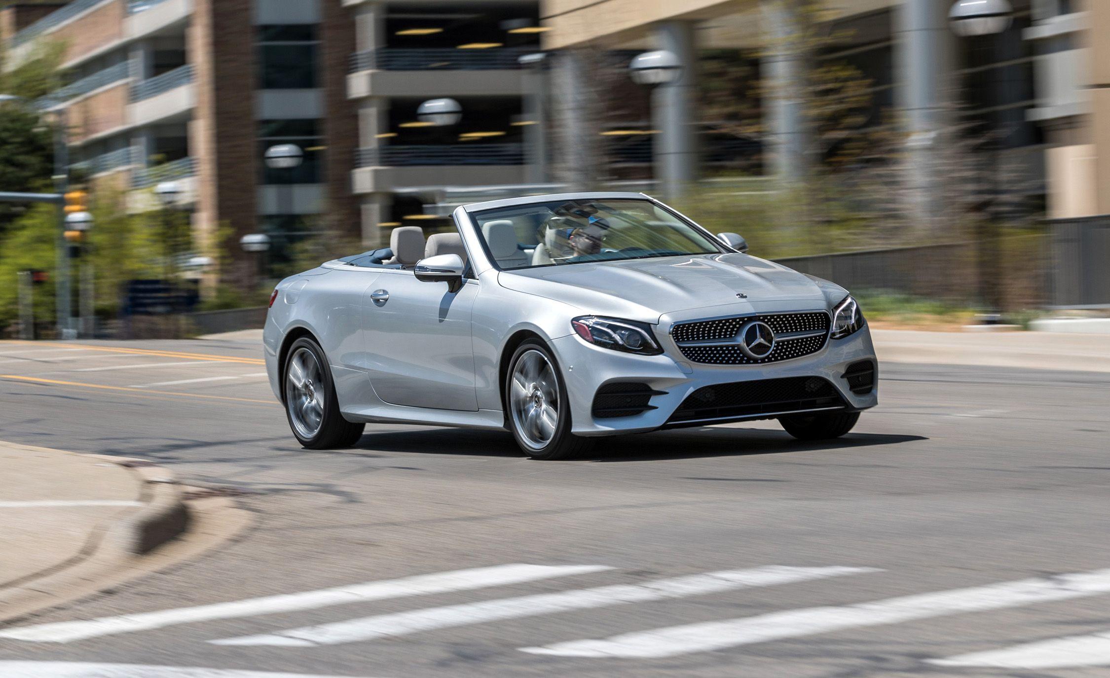 Mercedes-Benz E-class Reviews | Mercedes-Benz E-class Price, Photos, and  Specs | Car and Driver