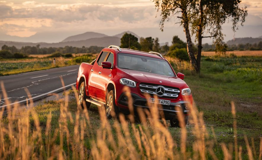 2018 Mercedes-Benz X350d 4Matic  - Slide 18