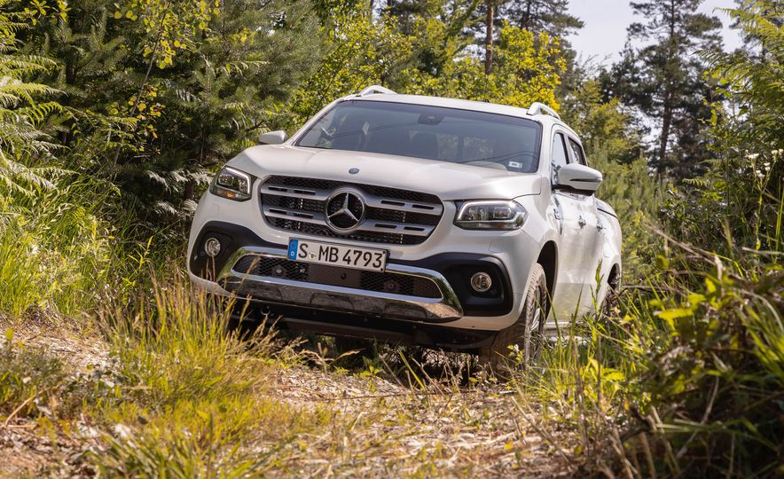 2018 Mercedes-Benz X350d 4Matic  - Slide 27