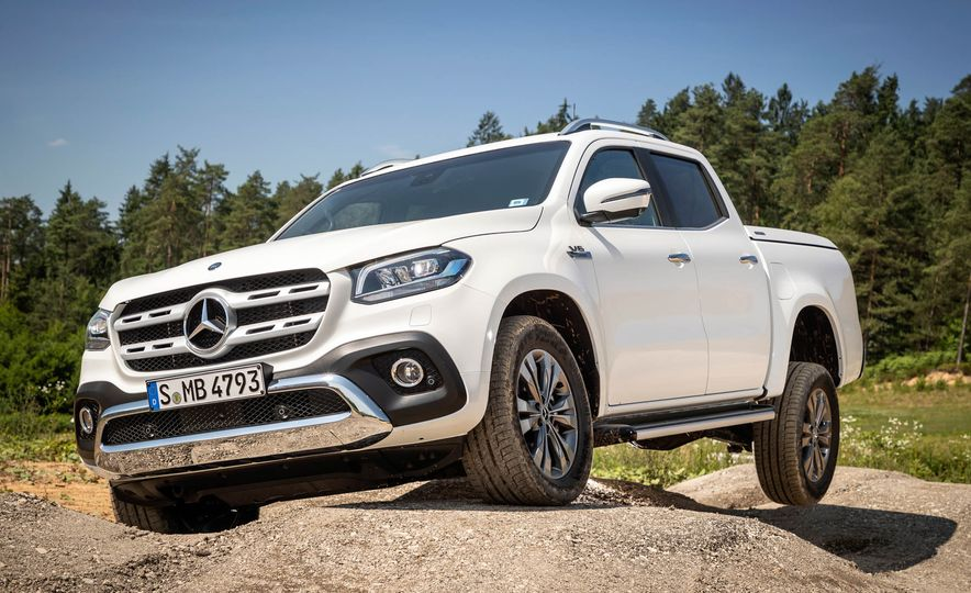 2018 Mercedes-Benz X350d 4Matic  - Slide 30