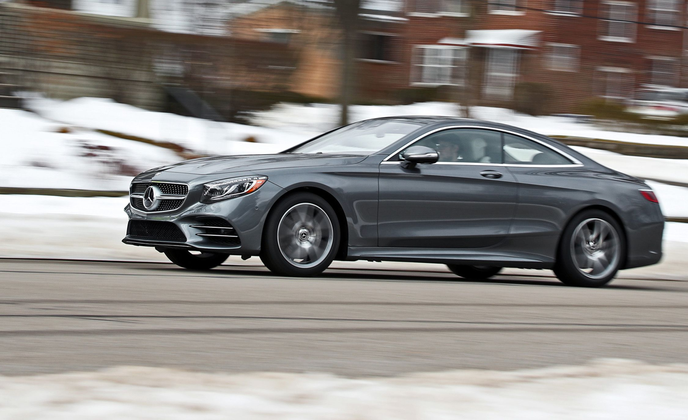 2018 Mercedes-Benz S560 4Matic Coupe