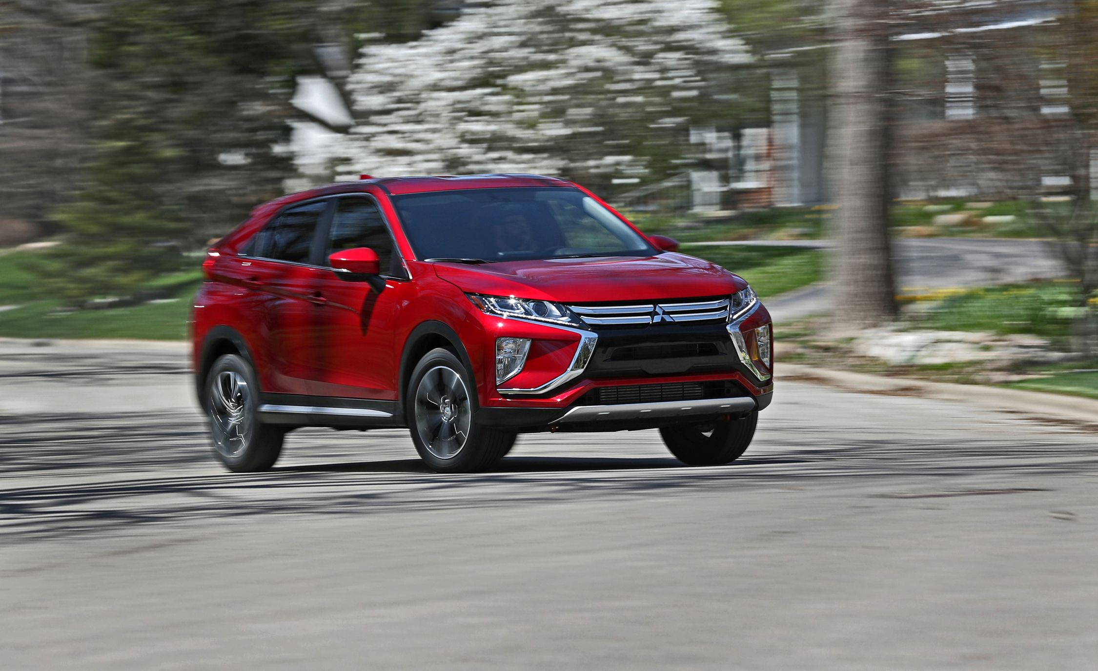 2018 mitsubishi eclipse cross in depth model review. Black Bedroom Furniture Sets. Home Design Ideas