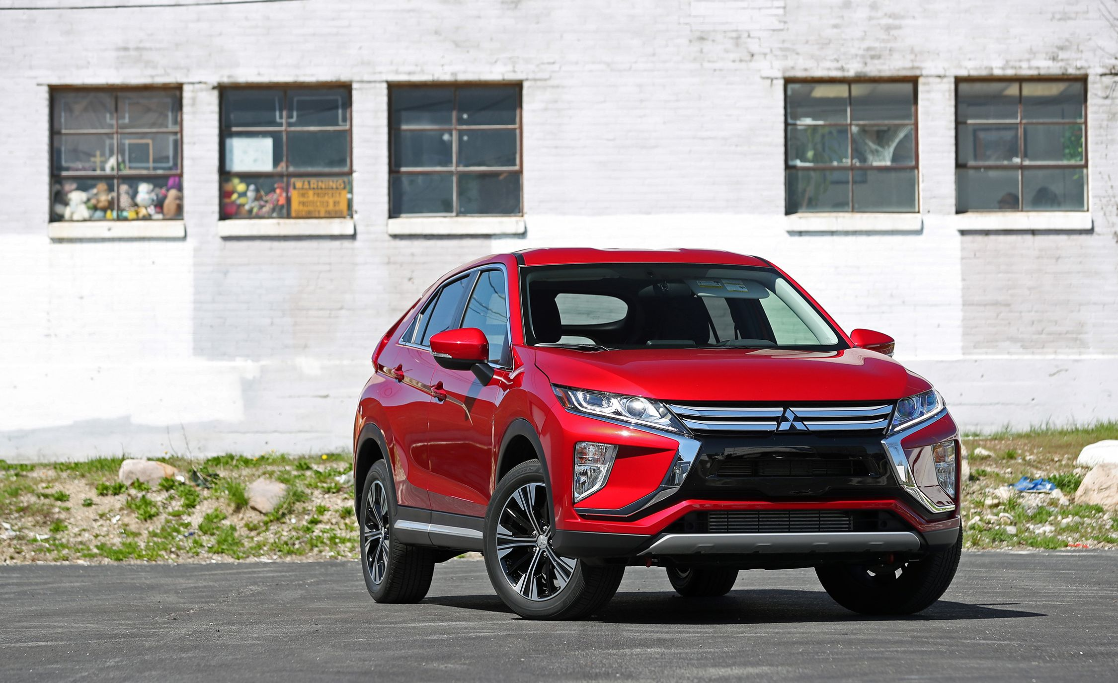 Mitsubishi Eclipse Cross Reviews Price Transmission Problems Photos And Specs Car Driver