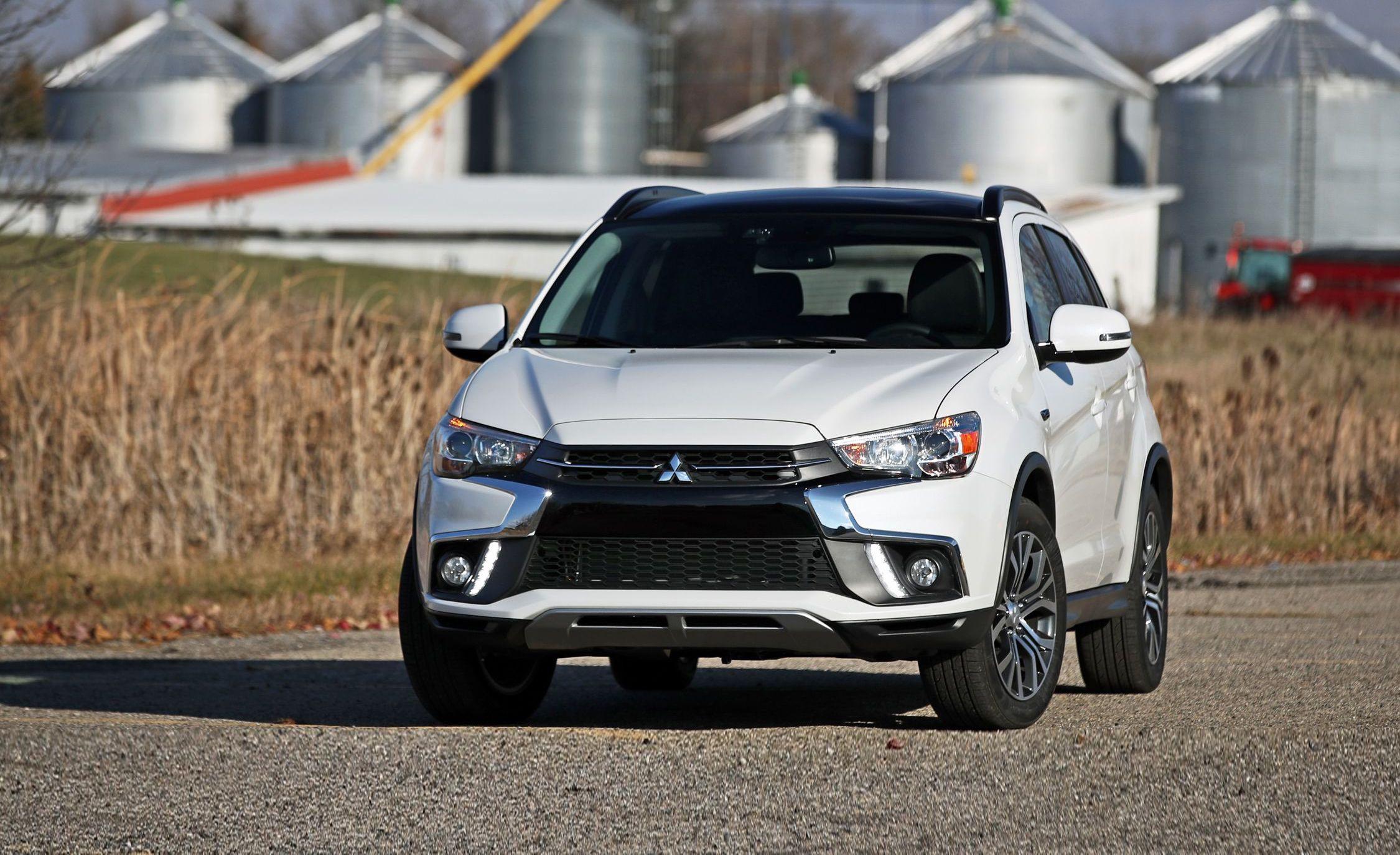 2020 Mitsubishi Outlander Sport Reviews Price Photos And Specs Car Driver