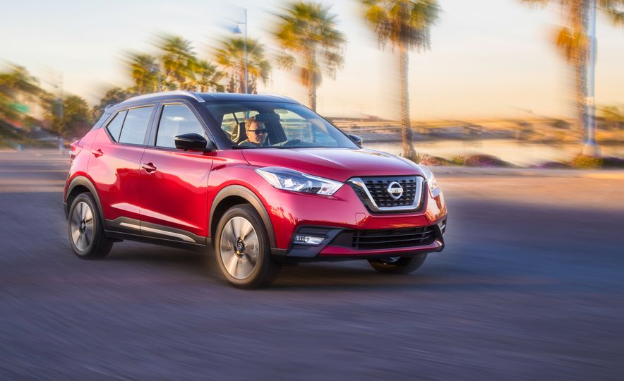 2018 Nissan Kicks - Slide 2