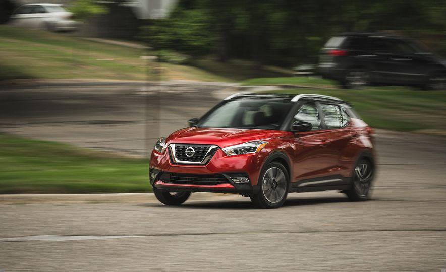 2018 Nissan Kicks SR - Slide 1