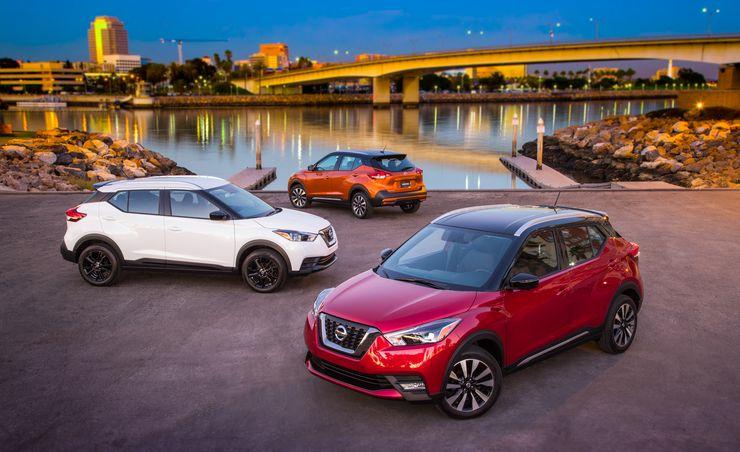 Kicks for Cheap: Nissan's New Tiny Crossover Starts under $19,000