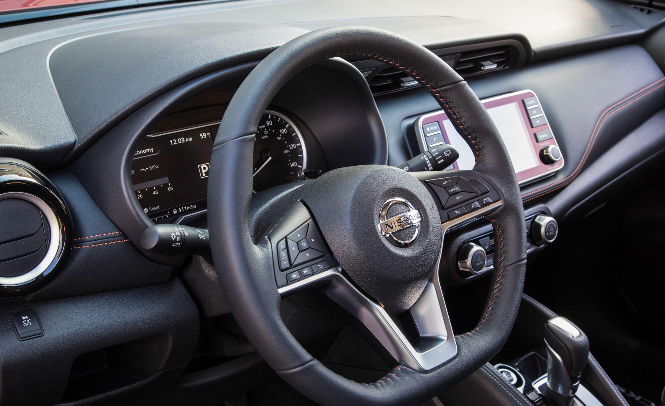 2019 Nissan Kicks Reviews Price Photos And Specs Car Driver