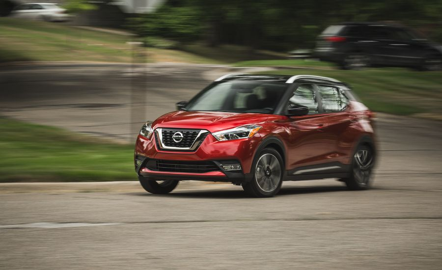 The 2018 Nissan Kicks Is One of Nissan's Best Recent Efforts